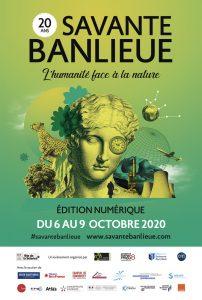 FemmesTech participe à Savante Banlieue 20e Édition les 8 et 9 octobre 2020 (édition numérique)