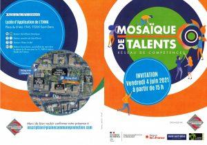 Mosaïque des Talents 2021